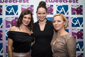 TweetFest hosts