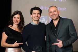 Winner of TweetFest 2015