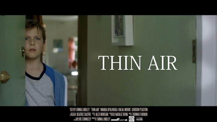 Thin Air-poster