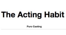 Acting habit